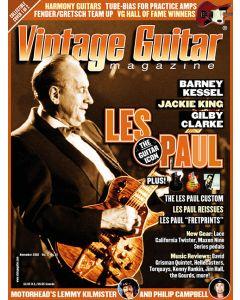 November 2002 Cover A