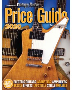 The Official Vintage Guitar® Price Guide 2020