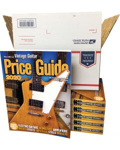 The Official Vintage Guitar® Price Guide 2020 • Box of 6