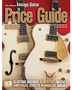 The Official Vintage Guitar® Price Guide 2021