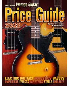 The Official Vintage Guitar® Price Guide 2022