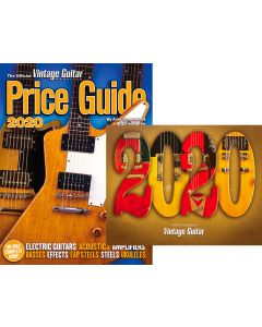 Annual Collection • The Official Vintage Guitar® Price Guide and Wall Calendar