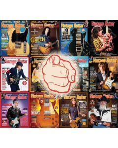 1 Year VG Print Subscription