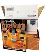 The Official Vintage Guitar Price Guide 2019 • Box of 6 • PRE‑ORDER