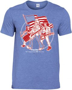"VG ""30th Anniversary Stars, Stripes & Strings"" T-Shirt"