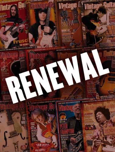 Subscription Renewal